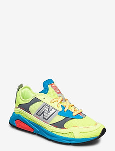 MSXRCHNQ - låga sneakers - yellow/blue