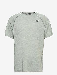 TENACITY TEE - t-shirts - slate green