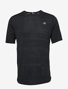 Q SPEED BREATHE SHORT SLEEVE - BLACK