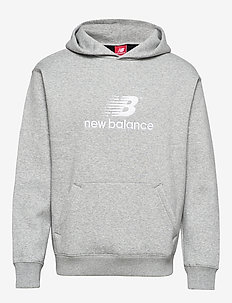 NB ATHLETICS PREMIUM ARCHIVE HOODIE - ATHLETIC GRE