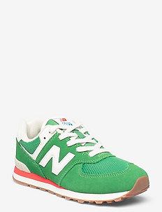 PC574HE2 - low-top sneakers - green