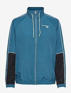 NB CORE F JACKET - training jackets - navy/light blue