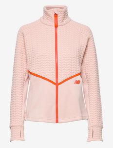NBHeat Loft Athletic Jacket - vestes d'entraînement - oyster pink