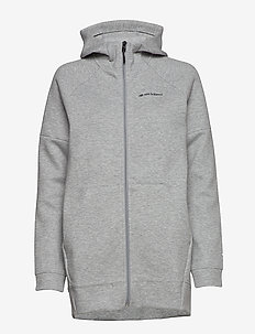 SPORT STYLE CORE JACKET - ATHLETIC GRE