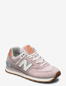 WL574BCN - sneakersy niskie - pink