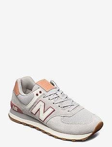 WL574BCZ - sneakersy niskie - grey/pink