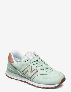 WL574SCD - sneakers med lav ankel - green