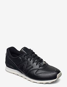 WL996FPN - lage sneakers - black