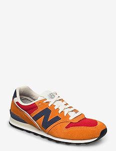 WL996SVC - lage sneakers - vintage orange