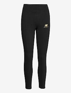 NB Athletics Higher Learning Legging - juoksu- & treenitrikoot - black