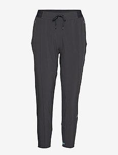 Q SPEED RUN CREW JOGGER - spodnie treningowe - black
