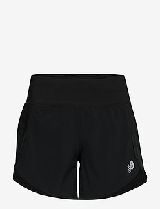 IMPACT RUN SHORT 5 IN - training korte broek - black