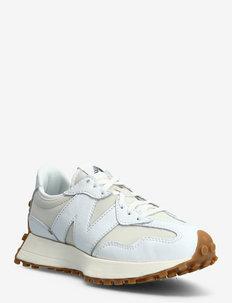 WS327LA - matalavartiset tennarit - munsell white