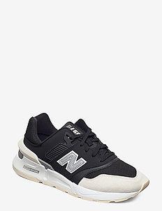 WS997GFG - lage sneakers - black