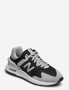 WS997JKQ - sneakers med lav ankel - light aluminum