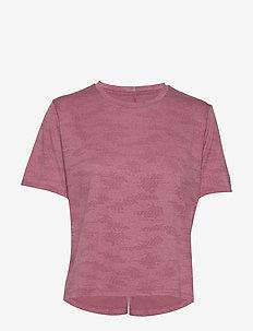 Q SPEED JACQUARD - t-shirts - nvjrseht
