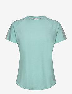 Sport Space Dye Tee - t-shirts - glacier heather