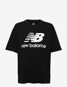NB Classic Core Fleece Pant - t-paidat - black