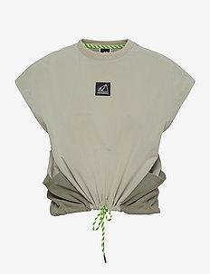 NB All Terrain Pocket Tee - t-shirts - silver pine
