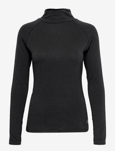 Q Speed 1NTRO Long Sleeve - langarmshirts - black