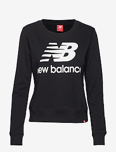 ESSENTIALS CREW - sweatshirts - black