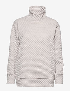 NB HEAT LOFT PULLOVER - ATHLETIC GRE