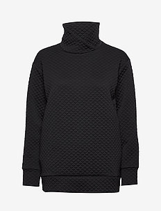 NB HEAT LOFT PULLOVER - BLACK