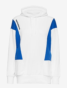 NB ATHLETICS CLASSIC HOODIE - pulls à capuche - white