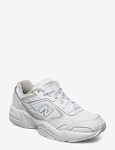 WX452SG - chunky sneakers - white/grey