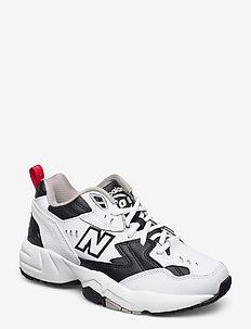 WX608RB1 - lage sneakers - black