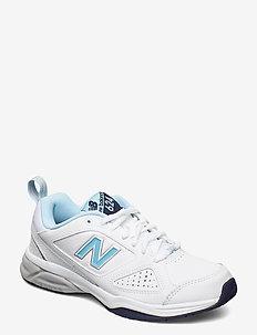WX624WB4 - sneakers med lav ankel - white/blue