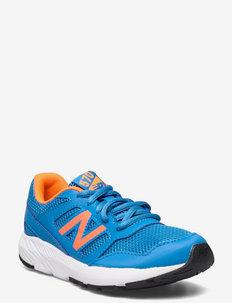 YK570CRS - training schoenen - blue/orange