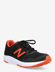YK570CRZ - running shoes - black/orange
