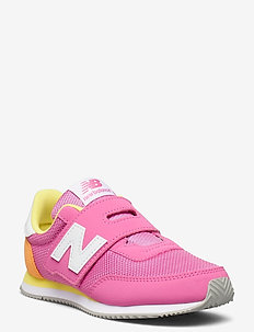YV720PN2 - low-top sneakers - pink/yellow