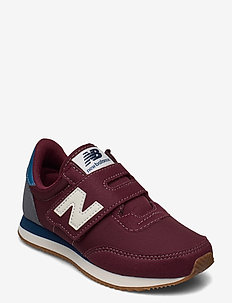 YV720UE - sneakers - burgundy