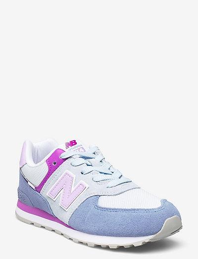 PC574SL2 - lave sneakers - blue