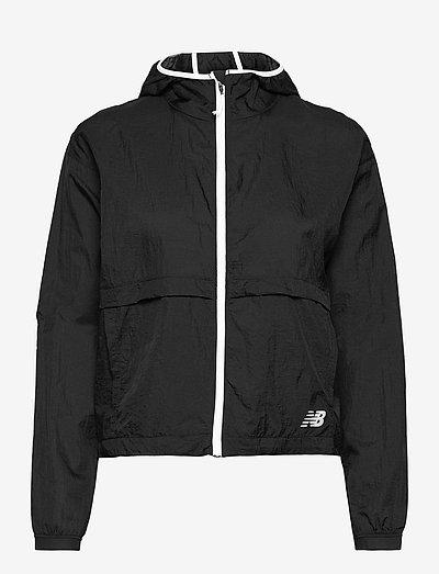 WJ01237 - training jackets - black