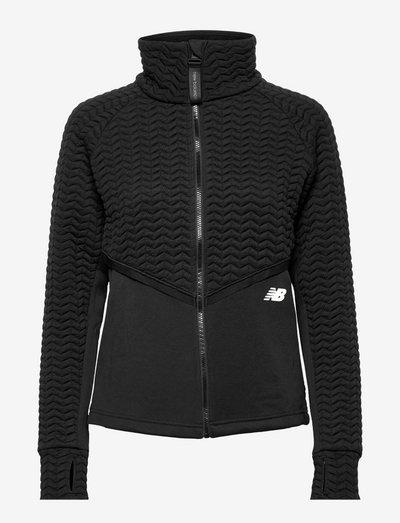 NBHeat Loft Athletic Jacket - outdoor & rain jackets - black