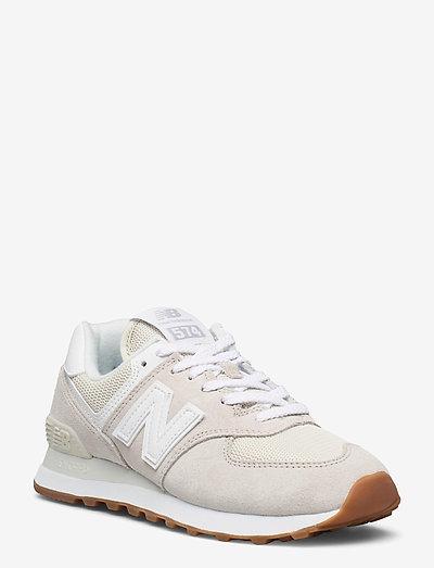 WL574PC2 - låga sneakers - silver