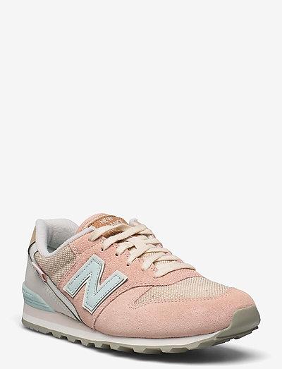 WL996CPA - low top sneakers - rose water