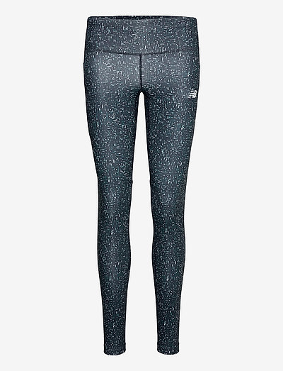 WP11264 - running & training tights - mountain teal