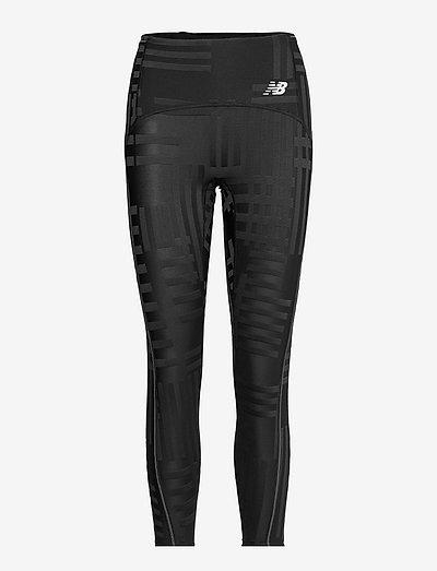 Q Speed Tight - running & training tights - black