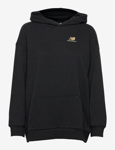 NB Athletics Higher Learning Hoodie - hoodies - black