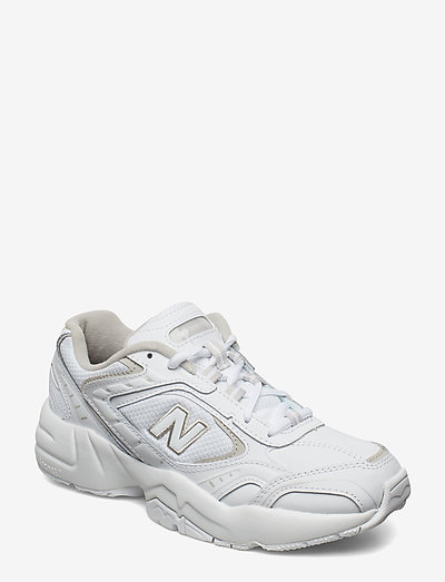 WX452SG - low top sneakers - white/grey