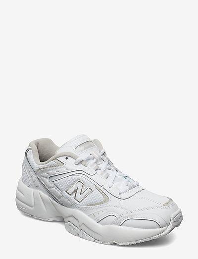 WX452SG - matalavartiset tennarit - white/grey