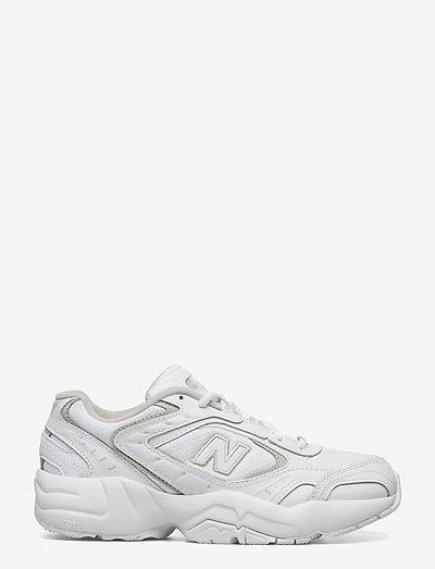 WX452SG - sneakers med lav ankel - white/grey