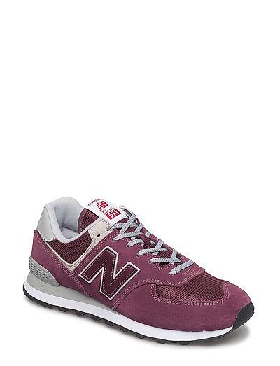 Ml574 Niedrige Sneaker Lila NEW BALANCE