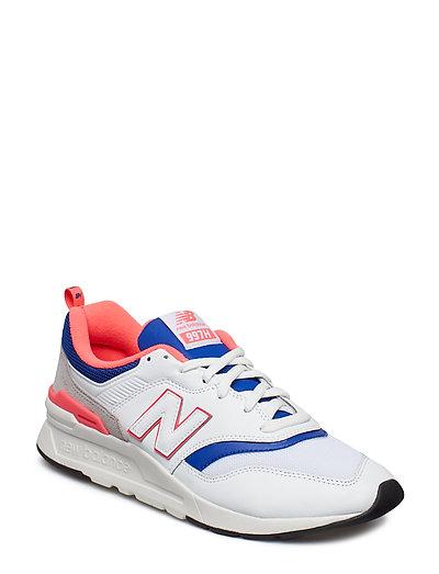 Cm997haj Niedrige Sneaker Weiß NEW BALANCE