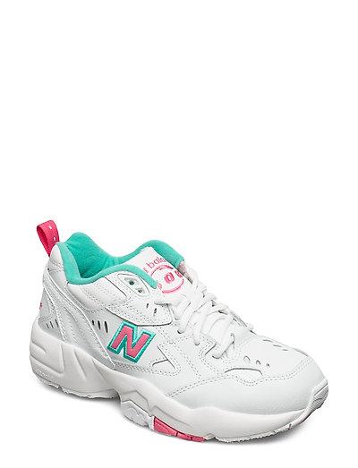 Wx608wt1 Niedrige Sneaker Weiß NEW BALANCE