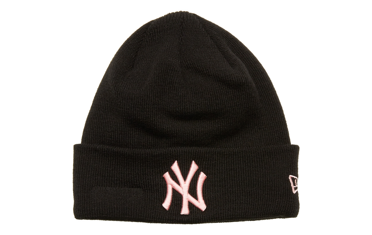 New Era ESSENTIAL CUFF KNIT NEYYAN - BLKPLM